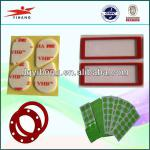 Custom and Precision Adhesive Double Sided Tape Die Cutting