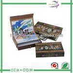Custom design high quality gift drawer box.Christmas gift box (FS1012)