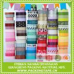 Custom washi tape,Japanese washi tape,assorted design washi tape