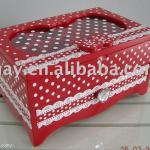 Customized Wooden Jewelry Box