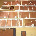 Die Cut Gold Copper Foil Tape