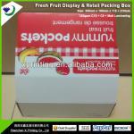 Display Cardbard Banana Packing Boxes