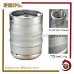 Euro 50L stainless steel beer kegs wholesale