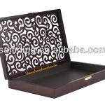 Exquisite wooden packing box