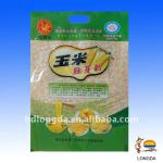 Factory supplied food grade poly bag with quality printing effect