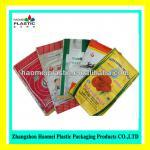 Feed,Rice,Corn bopp film laminated PP woven bag,plastic fertilizer bag,Woven Polypropylene Bags