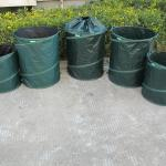 Garden Packing Barrel