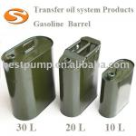 GASOLINE BARREL