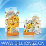 Good quality customize offset printing plastic gift box