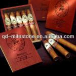 Good quality engraving and handmade unfinished antique wooden cigar boxes