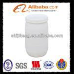 HDPE 11 US gallon plastic body white beer keg