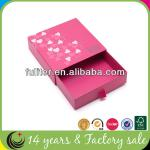 high qualiy drawer boxes cardboard gift boxes designs