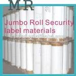 High tack ultra destructible label papers supplier in China,manufacturer of ultra destructible vinyl