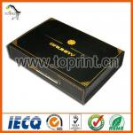 Hot sale color paper corrugated gift box manufacturers, suppliers, exporters