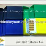 Hot selling silicone tabacco box