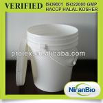 open head with handle plastic pails