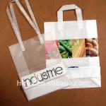 po hand painted bag/shopping bag