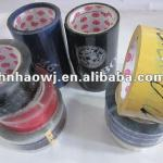 printed/printing packing tape/tapes colorful