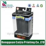 recyclable printed paper boxes wholesale/coated paper custom packing boxes wholesale