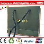 refined custom luxury custom pretty accessories kraft paper bag