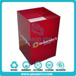 Retail Dump Bins Cardboard Corrugated Display Box