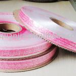 sepecial size bag sealing tape OEM is available