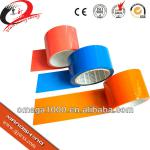 specialized factory colorful bopp logo printed adhesive tape