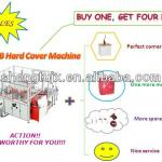 ST036B Automatic Hardcover Book Maker