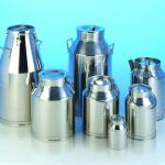 Stainless Steel Churns