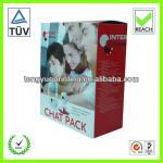 wax lined boxes/wax corrugated box/wax coated box