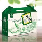 custom printed candy packaging box printing / E-flute paper box / Corrugated paper box