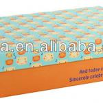 Scarves paper box/wedding wishes gift box