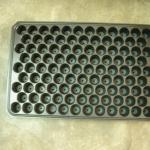 Nursery tray for agricultural use