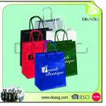 Customized paper bag wholesale goody bag factory