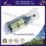 (CSAP-MC) air bubble bag pack for red wine bottle, toner cartridge, electric products, fragile glass products 400*438mm