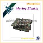 Non-woven furniture moving blanket